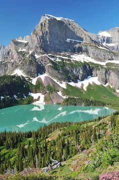 Mount Gould - Montana..