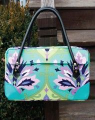 Urban Jungle Bag | Pellon® Projects.   @@@@ there are other bag ideas and different projects on PELLON website.