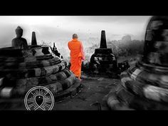 Buddhist Meditation Music for Positive Energy: Buddhist Thai Monks Chanting Healing Mantra - Dailymotion Video Buddha Meditation, Meditation Musik, Healing Meditation, Guided Meditation, Shamanic Music, Spiritual Music, Spiritual Life, Spiritual Practices, Reiki