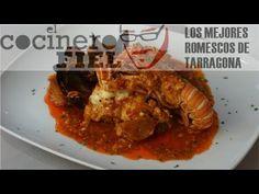 LOS MEJORES ROMESCOS DE PESCADO DE TARRAGONA - YouTube