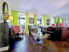 6th Arrondissement St Germain des Pres vacation apartment rental:  3 Bedrooms, 2.5 Baths