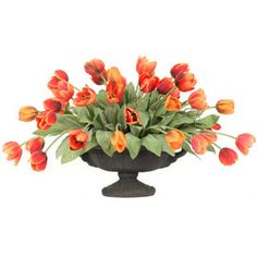this is a silk arrangement so i don't know if i can copy it, also vase may be hard to find