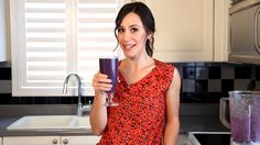 Foods that Feel Good: Low FODMAP Blueberry Banana Smoothie
