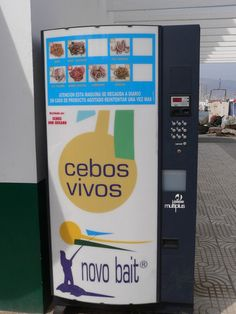 bait vending machine  Title: [[:de:Wurmautomat  Taken by: Frank C. Müller from Wikimedia Commons (original source)