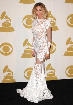 42965043 They might sound the part, but do they look the part? It's the music ·  Beyonce Red CarpetGrammy ...