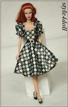 """Style4doll - outfit for FR 12 Fashion Royalty 12 """" #FashionRoyalty #ClothingAccessories"""