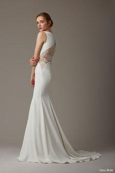 Lela Rose Bridal Spring 2016 Wedding Dresses | Wedding Inspirasi