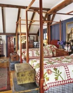 Quilts and Antiquescountryliving