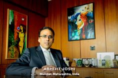 Abhijit Joshi is the Founding Partner of Veritas Legal. He was the senior partner and chief executive officer (CEO) at AZB & Partners until November 2104.  Reference https://about.me/abhijitjoshi