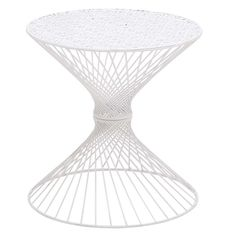 Woodland Imports Circle End Table | AllModern