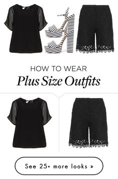 """""""Plus Size - Summer"""" by kurvy-katie on Polyvore featuring Carmakoma, Chinese Laundry and Verpass"""