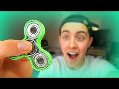 HOW TO MAKE A FIDGET SPINNER TOY ( SUPER EASY AND FOR FREE! ) - (More info on: http://LIFEWAYSVILLAGE.COM/how-to/how-to-make-a-fidget-spinner-toy-super-easy-and-for-free/)