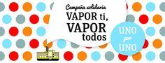 The Books are the Future : Vapor por ti, vapor por todos