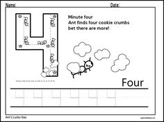 ... fortheclass math activities learning abc numbers trace abc