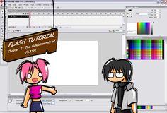 A FLASH TUTORIAL Animation by NCH85.deviantart.com on @deviantART