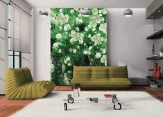 663fa0e72e8e2e 3D Wasser aus weißen blüten73 Fototapeten Wandbild Fototapete BildTapete  Familie