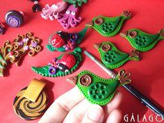 polymer clay. cuteness!
