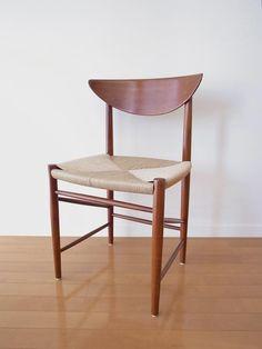 Peter Hvidt & Orla Molgaard Nielsen Dining Chair    http://femtrenoll.com  TOKYO