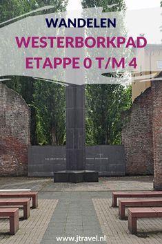Een verslag van de eerste 5 etappes van de lange-afstandswandeling Westerborkpad. Deze vijf etappes lopen van Station Amsterdam CS naar Station Naarden-Bussum. Mijn belevenissen en mijn route lees je in dit artikel. Loop je mee? #amsterdam #diemen #weesp #muiden #muiderberg #naarden #bussum #westerborkpad #geschiedenis #tweedewereldoorlog #wandelen #hiken #jtravel #jtravelblog