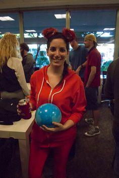 Firefox! Such a great costume! - Halloween 2012 in Scottsdale Office #DASHalloween