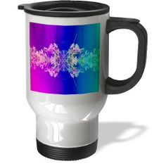 tm_56465_1 Jos Fauxtographee Abstract - Purple, Blue, Teal and Aqua as a backdrop to Flowers that Have Been Mirrored - Travel Mug - 14oz Stainless Steel Travel Mug 3dRose,http://www.amazon.com/dp/B00B3CNBAU/ref=cm_sw_r_pi_dp_41Astb0V0DFGWRJE