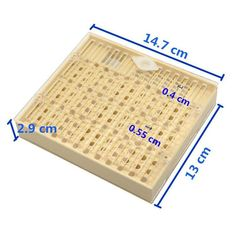 Buy 1 Pcs Beekeeping Equipment Tools Rearing Queen Bee Plastic Box Cage For Professional Beekeeper Apiculture Supplier >>>>Check Link Bee Supplies, Garden Supplies, Langstroth Hive, Drone Bee, Beekeeping Equipment, Bee Farm, Education And Training, Garden Boxes, Bee Keeping