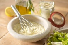 How to Make Your Own Mayonnaise