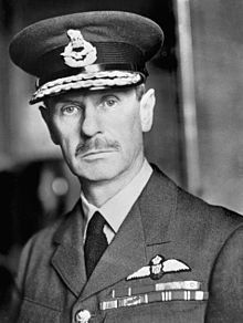 Air Chief Marshal Hugh Dowding was the Air Officer Commanding RAF Fighter Command during the Battle of Britain. Fighter Command pilots came to characterize Dowding as one who cared for his men and had their best interests at heart. Because of his brilliant detailed preparation of Britain's air defenses for the German assault, and his prudent management of his resources during the battle, Dowding is generally given the credit for Britain's victory in the Battle of Britain.