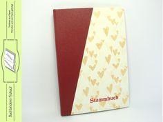Stammbuch Standardformat von Buchbinderei Frühauf auf DaWanda.com