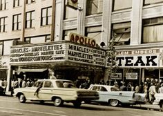 Legends of Motown  The Motortown Revue first played New Yorks Apollo Theater in 1962.  Credit: Berry Gordy