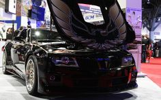2014 Pontiac Trans Am: January 2013