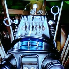 Robby the Robot Robot Tv, Robby The Robot, Movie Tv, Modeling, Sci Fi, Classic, Ideas, Derby, Science Fiction