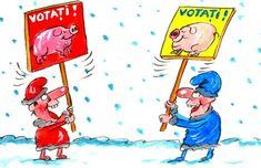 Campania preelectorală a debutat foarte liniștit, explicația fiind că PSD, care controlează aproape tot ce mișcă în zona rurală, nu prea...