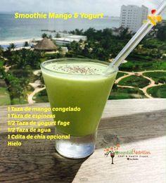Smoothie De Mango & Yogurt