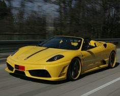 Ferrari 458 Spider Novitec Rosso ¡! Un maravilloso carro de 609CV!!!