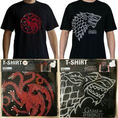 Targaryen Stark cual prefieres ? :-) Camisetas perfectas para seguidores de Juego de Tronos :-)' #mistergiftbcn #mistergift #oficial #official #juegodetronos #gameofthrones #stark #targaryen