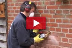 MURER-REPARATION: Skift de løse fuger i murværket | Gør Det Selv