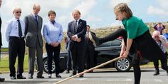 THE Duke of Kent visited Kilrush RNLI station in Cappa on Tuesday as part of a two-day tour of lifeboat stations in Clare, Tipperary and Kerry. The Duke has been president of the RNLI since 1969. T…