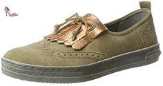 Jenny Dublin-Ang, Mocassins Femme, Braun (Trüffel,Copper), 37 EU - Chaussures jenny (*Partner-Link)