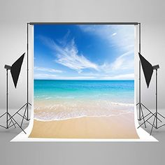 Summer Holiday Backdrop Blue Wooden Board 12x7ft Polyester Photography Background Starfish Coral Sunglass Hat Slipper Shell Cold Drink Seaside Vacation Studio Photo Prop Party Banner Decor