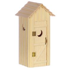 Single Seater Outhouse  Price $13.99