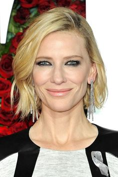 The best beauty looks from the 2016 Tony Awards - Kate Blanchett