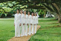 A Greenery-Filled Hawaiian Wedding in a Historic Sugar Mill Hotel Wedding, Wedding Vendors, Dream Wedding, Wedding Day, Lgbt Wedding, Wedding Bells, Wedding Ceremony, Wedding Stuff, Wedding Types