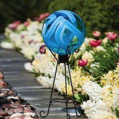 Blue Earth Globe Glass Gazing Ball Gifted Living https://www.amazon.com/dp/B00I01RS2O/ref=cm_sw_r_pi_dp_x_QZaeybED1HW66
