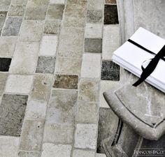 Floor Tile Dal Tile French Quarter Cobblestone This Is