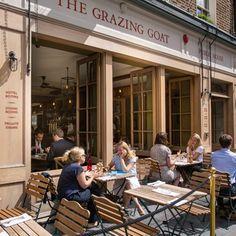 The Grazing Goat (London, UK) Excellent gastropub in the Marylebone neighborhood of London.
