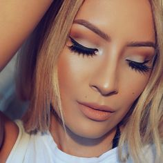 Desi's Go-To Makeup Look! #ipsy #ipsyStylist #desiperkins #desimakeup #cutcrease #makeup #howto