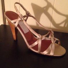 Lanvin Strappy Shoes  37.5