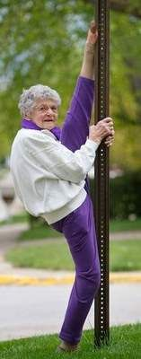 This will be me when I am old!