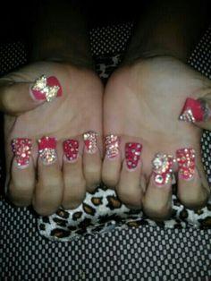 My Shit Mona's Nails Estilo Sinaloa 909 area